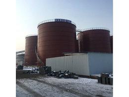 山東5萬方大型沼氣工程