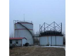 甘肅3000立方沼氣工程